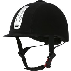 Choplin helmet Aero Regular adjustable silver front
