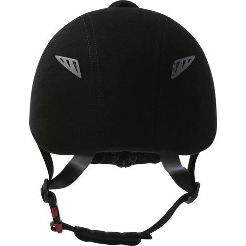 Ekkia Choplin helmet Aero Regular adjustable silver front