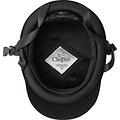 Ekkia Choplin Helm Aero Regular verstellbare Front silber
