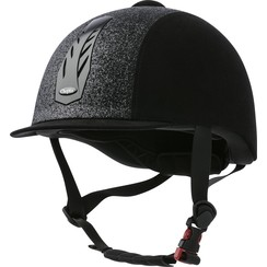 Choplin helm Aero Lamé verstelbaar
