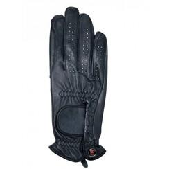 Hauke Schmidt leren  handschoen