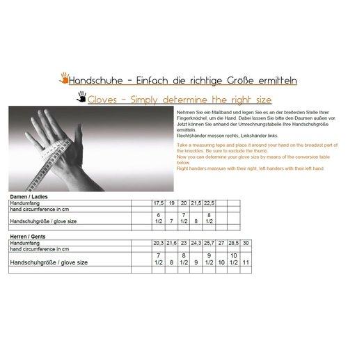 Hauke Schmidt Hauke Schmidt Lammleder Handschuh Galaxy