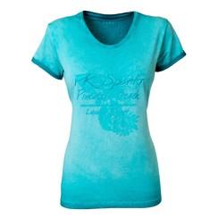 PK T-Shirt Didi Insel-Blau