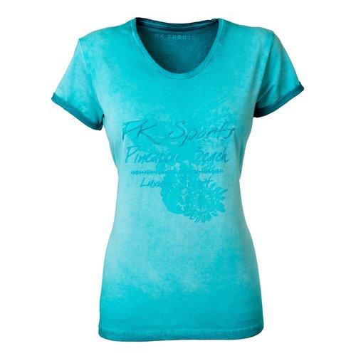 PK International Sportswear PK T-shirt Didi Island Blue