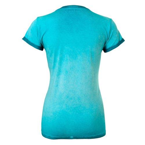 PK International Sportswear PK T-Shirt Didi Insel-Blau