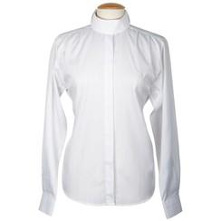 Harry's Horse race Dobby long sleeve blouse women