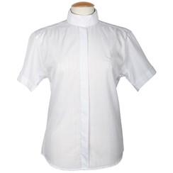 Harrys Pferderennen Shirt Dobby Short Sleeve Damen