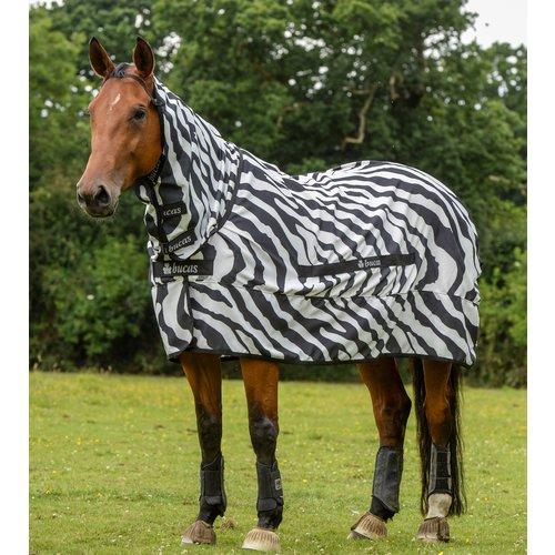 Bucas Bucas Sommerekzem Juckreiz Decke Zebra