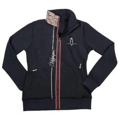 Harry's Horse vest Hippique '17 navy