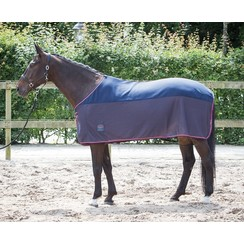 Harry's Horse Cooler blanket Blue Nights