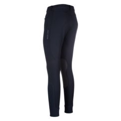 Eurostar Riding Breeches Knee Carina Grip Navy