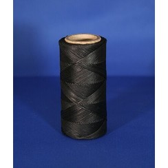 HB Pektouw, black braid yarn