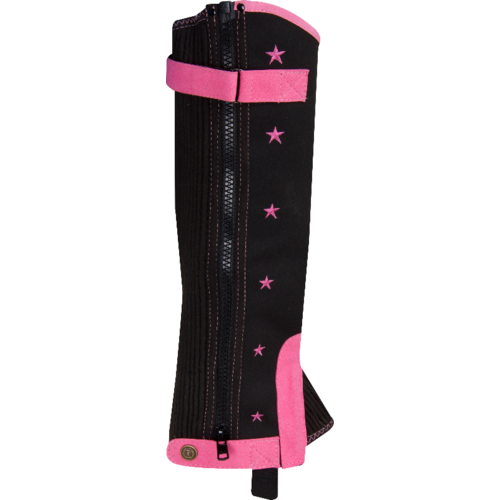 Imperial Riding ImperialRiding IR Mini Chaps Ride To The Stars Calypso Coral