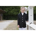 Equithème Equitheme Competition Jacket black with gray piping