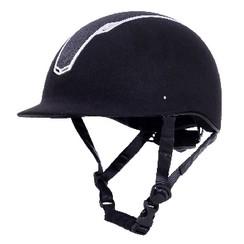 HKM riding helmet Graz black