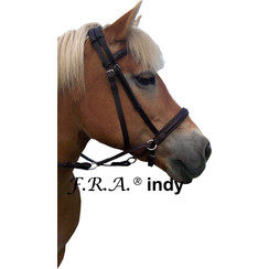 F.R.A. Indy bitless bridle (System 5)