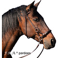 F.R.A. Freedom Riding Articles F.R.A. Pardoes Bitless Bridle (System 3)