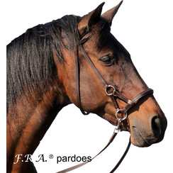 F.R.A. Pardoes bitless bridle (System 3)