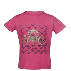 HKM Shirt Princess Royal  roze