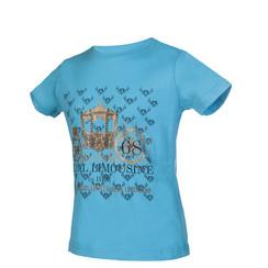 HKM Shirt Princess Royal  Turquoise