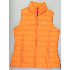 HKM Super leicht Weste Orange 176