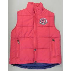 Equi-theme vest Rezzo zippered pockets