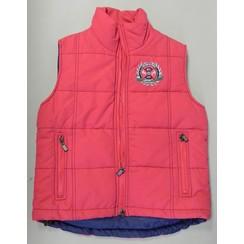 Equitheme Vest Rezzo zippered pockets 164