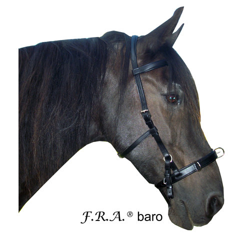 F.R.A. Freedom Riding Articles F.R.A. baro cavesson