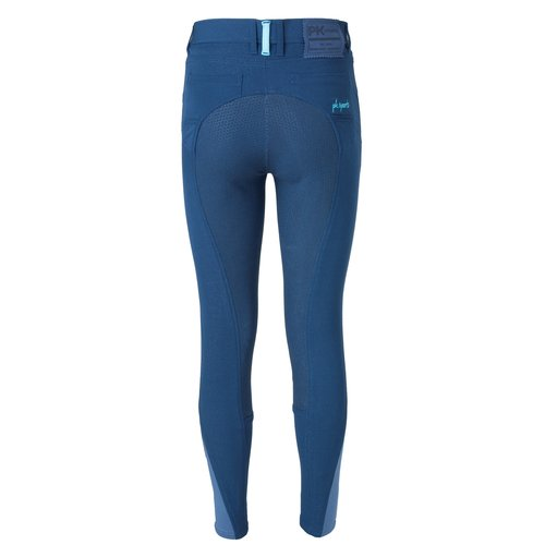 PK International Sportswear PK Reithosen Woody Full Grip Oxford Blue 38