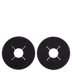Bitschijven rubber with recesses (fringe)