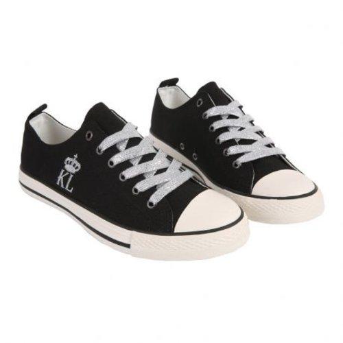 Kingsland Kingsland zwarte sneakers