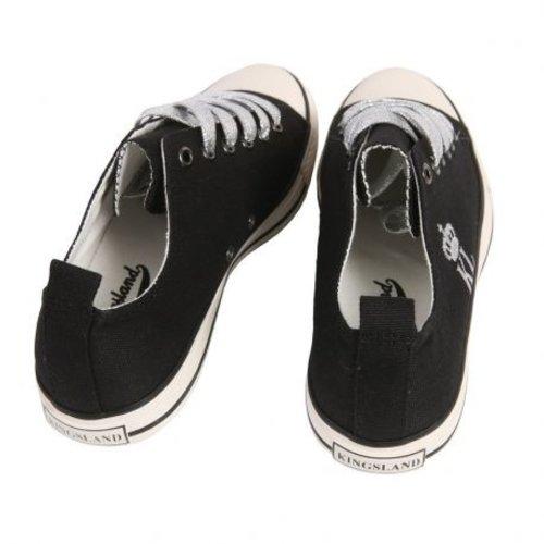 Kingsland Kingsland black sneakers