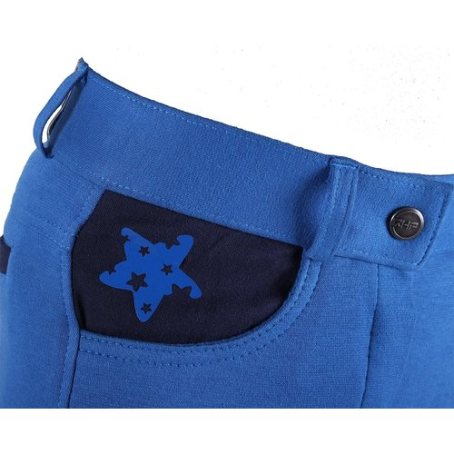 QHP QHP Rijbroek Hanna Junior blauw