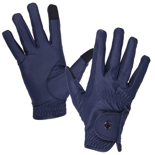 QHP QHP Glove Force Navy