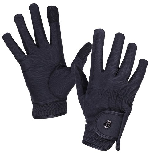 QHP QHP Glove Force-Schwarz