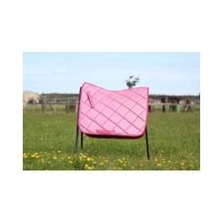HB Saddle Pad Sparkling Glitter Pink