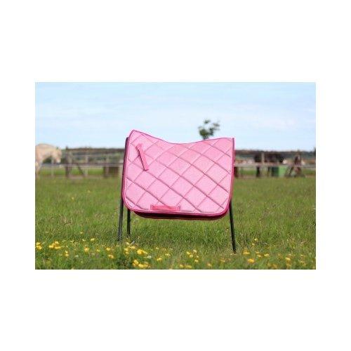 HB (handelsonderneming H. Bammens) HB Zadeldekje Sparkling Glitter Pink