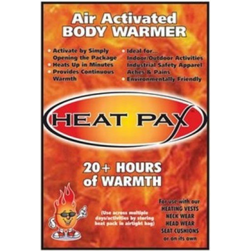 Heatpax Wärme Pax Körperwärmer