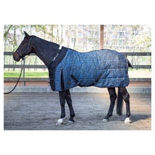 Harry's Horse Harry's Horse Stabiler Teppich Highliner 200 gr Ensign-blue