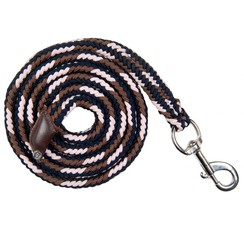 HKM Lead rope elemento with snap hook 180 cm