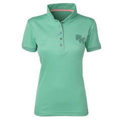 PK Technical Polo Isabella Mint Leaf