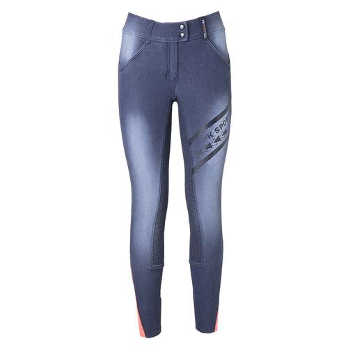 PK International Sportswear PK Rijbroek Imagine Full Grip Jeans