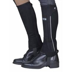 HKM Minichaps black size 6 and 8