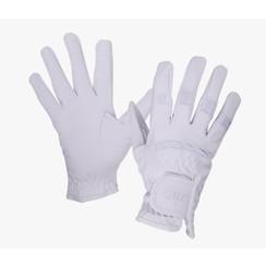 QHP Handschuh Multi Weiß