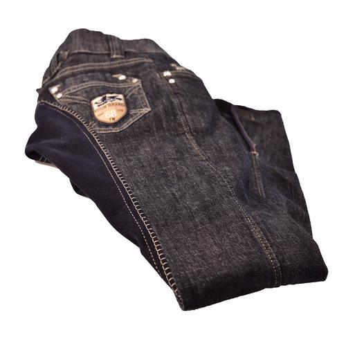 HKM HKM jeans leer