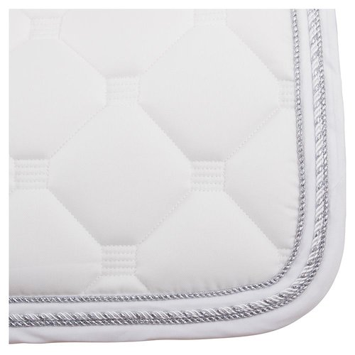 BR BR Saddle pad Sublime white