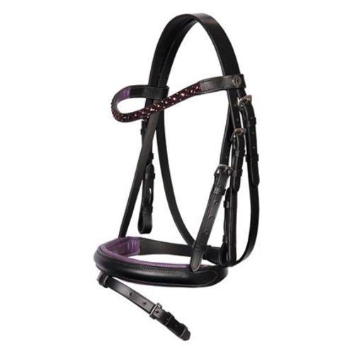 Harry's Horse Harry's Horse Bridle Diva Purple
