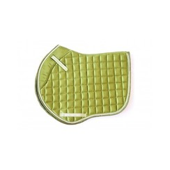 HB Showtime Anatomic Sattle pad Perfect Choice Allround Jump Olive green