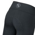 PK International Sportswear PK Rijbroek Bon Ami Full Grip Onyx