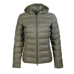 HKM Quilted Jacket lena Olive green